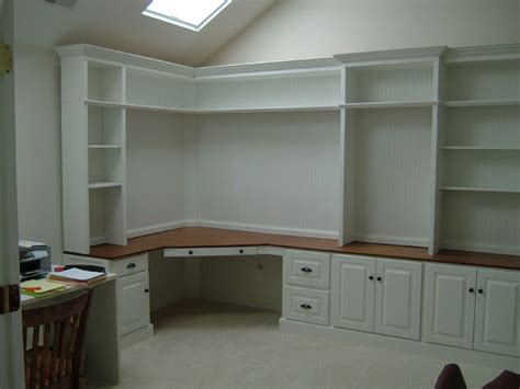 built in corner desk home office on pinterest home offices built in desk and