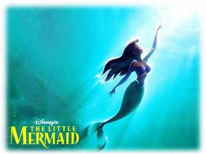 The Little Mermaid Wallpaper - The Little Mermaid ...