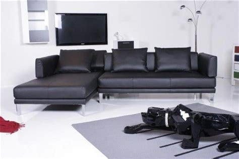 Rolf Sento Couches To Enjoy The Quot Rolf Sofa 344 Sento Ecksofa Leder Schwarz 34 125 Recamier