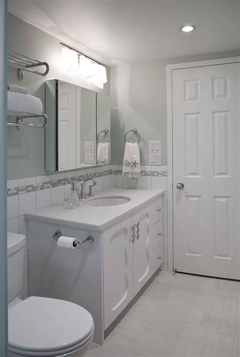 condo bath design  designers tale