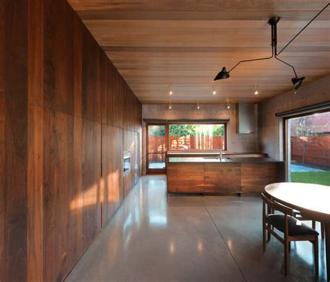 idee peinture cuisine 30 idées pour le revêtement mural bois archzine fr