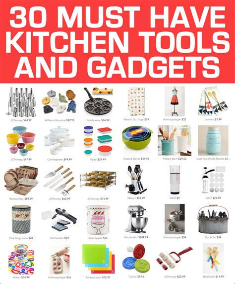build my house 30 awesome kitchen tools and gadgets how to nest for less
