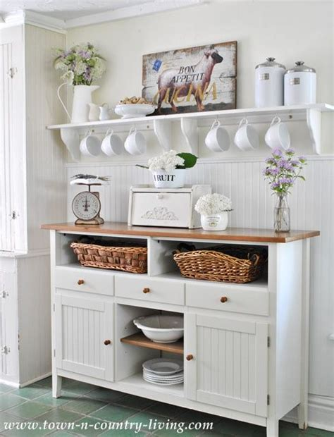diy buffet  kitchen cabinets woodworking projects
