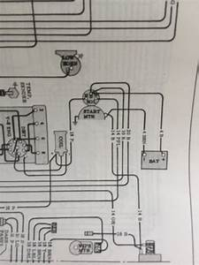 Starter Wiring Help 66 427 Coupe