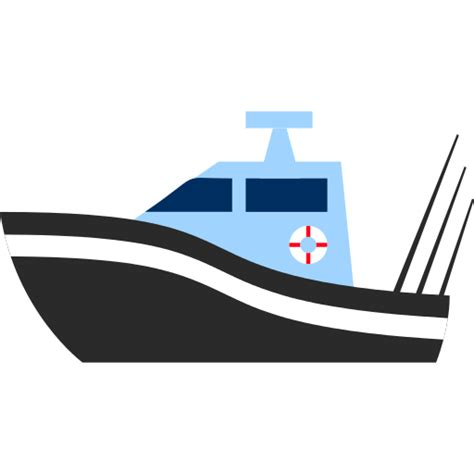 A Boat Icon by Boat Icon Myiconfinder