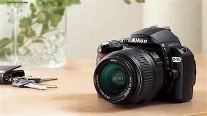 Camera Nikon Dslr Wallpapers Table Brand Desktop