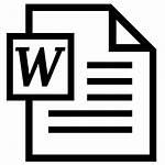 Word Icon Doc Document Microsoft Ms Icons