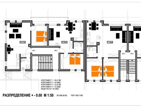 in apartment plans floor plans of one bedroom apartment in complex casa mila