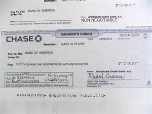 Chase Cashiers Check Routing Number