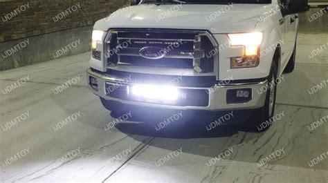 how to install ford f 150 led light bar