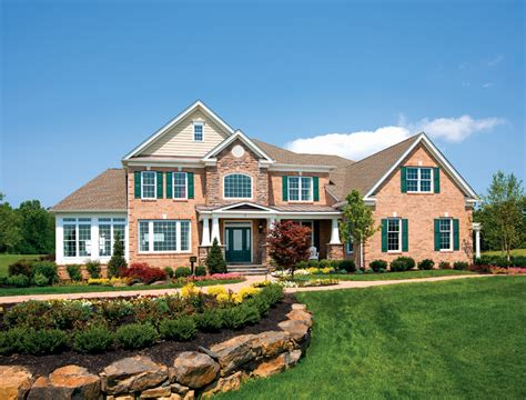 New Construction Homes Nj by New Homes In Flemington Nj New Construction Homes Toll