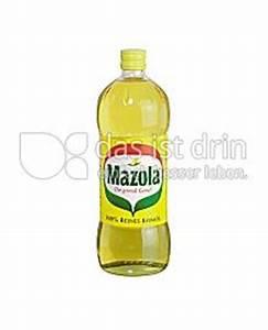 Mazola Keimöl Test : mazola keim l 820 0 kalorien kcal und inhaltsstoffe ~ Lizthompson.info Haus und Dekorationen