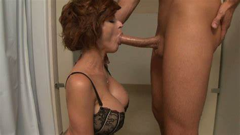 Long Hair Blowjob Off Short Haired Nasty Dick