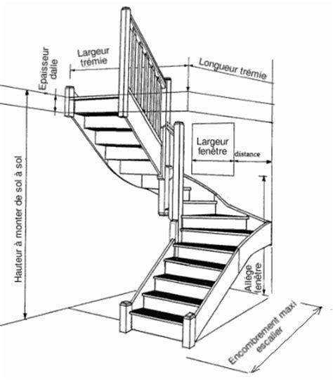 escalier en colimaon dimensions menuiserie bouzon escaliers en bois sur mesure