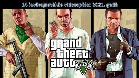14 ievērojamākās videospēles 2021. gadā - konsoles.lv