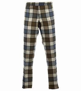 Collections automne hiver 2013 les pantalons se tiennent for Pantalon a carreau