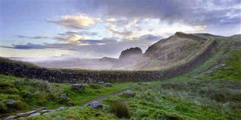 Hadrians Wall 122 Ce Center For Online Judaic Studies Center For Online Judaic Studies