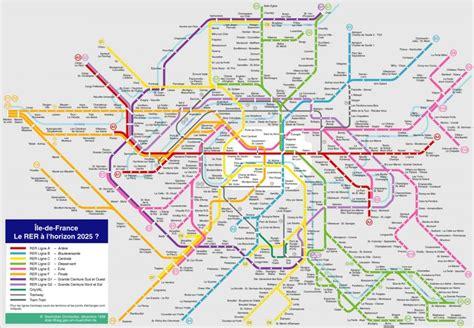 La Carte De Metro Rer by Ratp Navigo Info Service Client