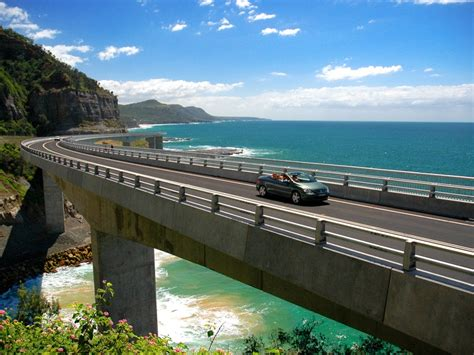 Sea Cliff Bridge Nsw Holidays And Accommodation Things To