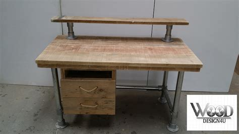 steigerbuis bureau steiegrhouten bureau met