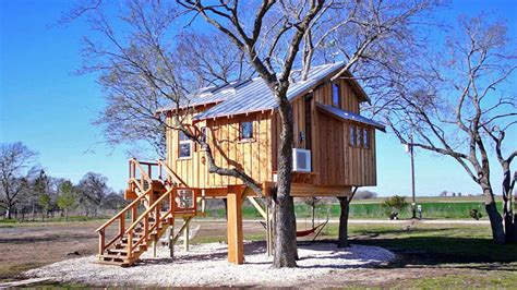The Extreme Treehouses Of
