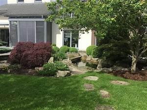 teichgarten koiteiche naturform garten und With garten planen mit bonsai bayreuth