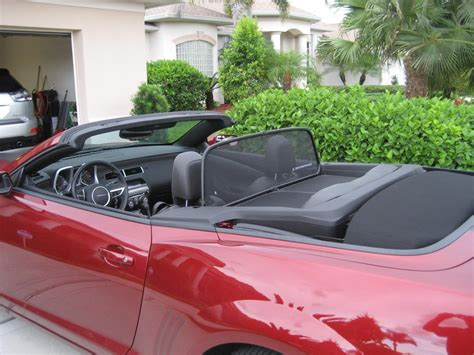 Brand New Windscreen For 2011-2012 Camaro Convertible