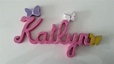 lettre prenom chambre bebe lettres attachées papillon prénoms en bois décoration