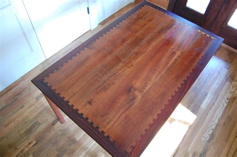 hand  mesquite  cocobolo table  altadena designs