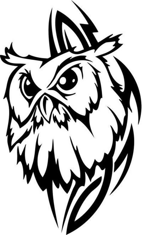 ideas  owl stencil  pinterest owl
