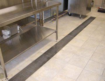 Commercial Kitchen Drains   Civil & General Distributors