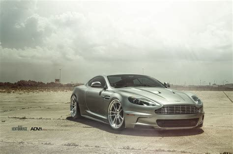 Secret Entourage Aston Martin Dbs On Adv52tscs Wheels