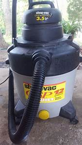 Shop Vac Qsp 12 Gallons 3 5 Peak Hp  Tools  U0026 Machinery  In