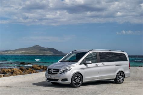 Mercedes V Class Photo by New Mercedes V Class Adds Some Class To Minivan