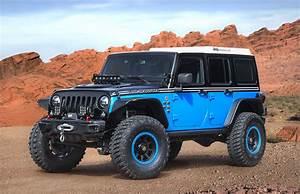 Moab Easter Jeep Safari 2017 : 6 concepts - le blog auto