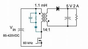 ridley engineering 013 current limiting and dcm With flyback circuit