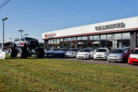 Wallingford Toyota by Toyota Of Wallingford Wallingford Ct 06492 Car