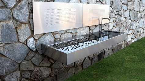cuisine exterieur luxury barbecues in maybe some soon in