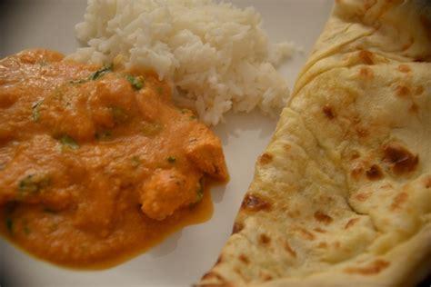 cuisine indienne recette recette aux mille saveurs butter chicken le de