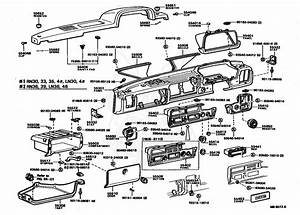 80 Toyotum Pick Up Engine Part Diagram