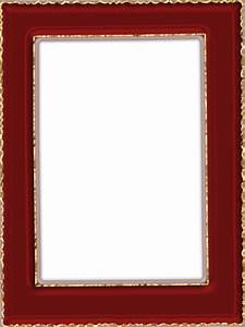 red frames png   Transparent_Red_and_Gold_PNG_Frame.png?m ...