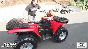 2006 Polaris Sportsman 500 Ho Quad