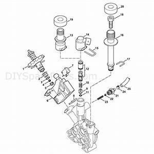 Stihl Re 163 Plus Pressure Washer  Re 163 Plus  Parts Diagram  Control Piston