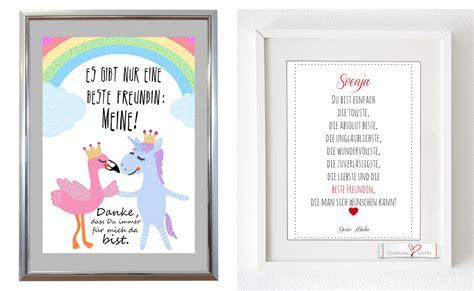 Geschenk für beste Freundin  Tipps und Ideen  DIY und Action