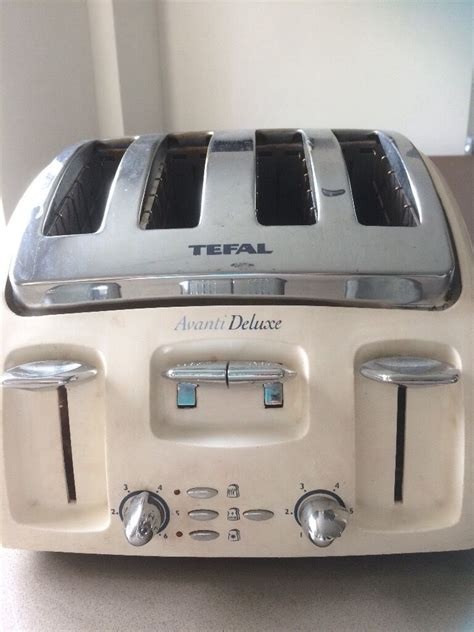 Tefal Avanti Toaster by Tefal Avanti Deluxe Toaster In Hitchin Hertfordshire