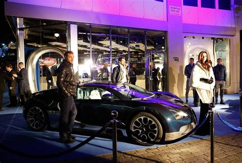 Bugatti Boutique Brings Exclusivity To The Brand's First