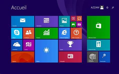 afficher bureau windows 8 windows 8 afficher la liste des applications à la