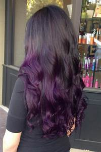 Top 20 Purple Ombre Hair Trends - Hair Colors Ideas