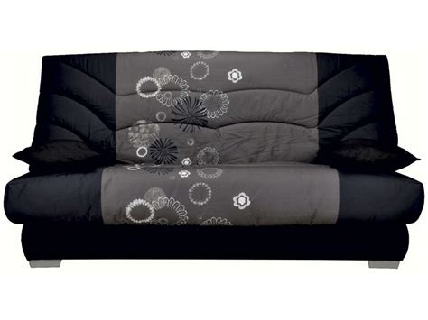 housse pour canapé clic clac housse pour clic clac prima 130 cm prima maori coloris