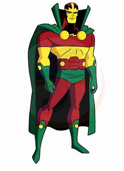 Miracle Superhero Mr Shazam Dc Justice League